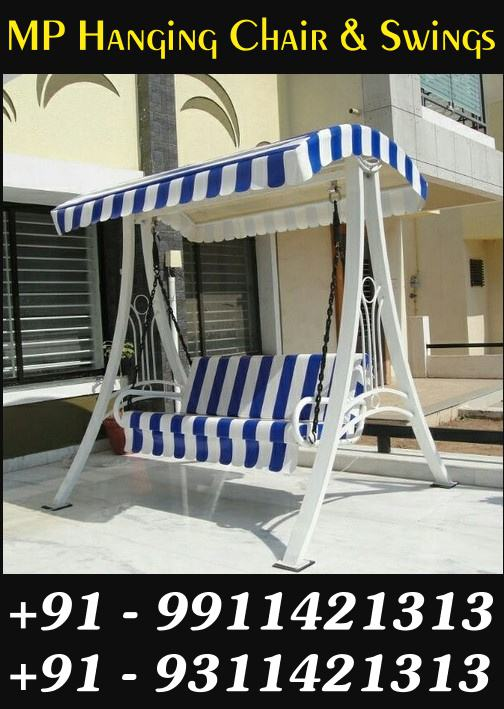 2 Seater Swing For Balcony, Jhula, Double Garden Swing, Garden Swing,  Garden 3 Seater Swing, India