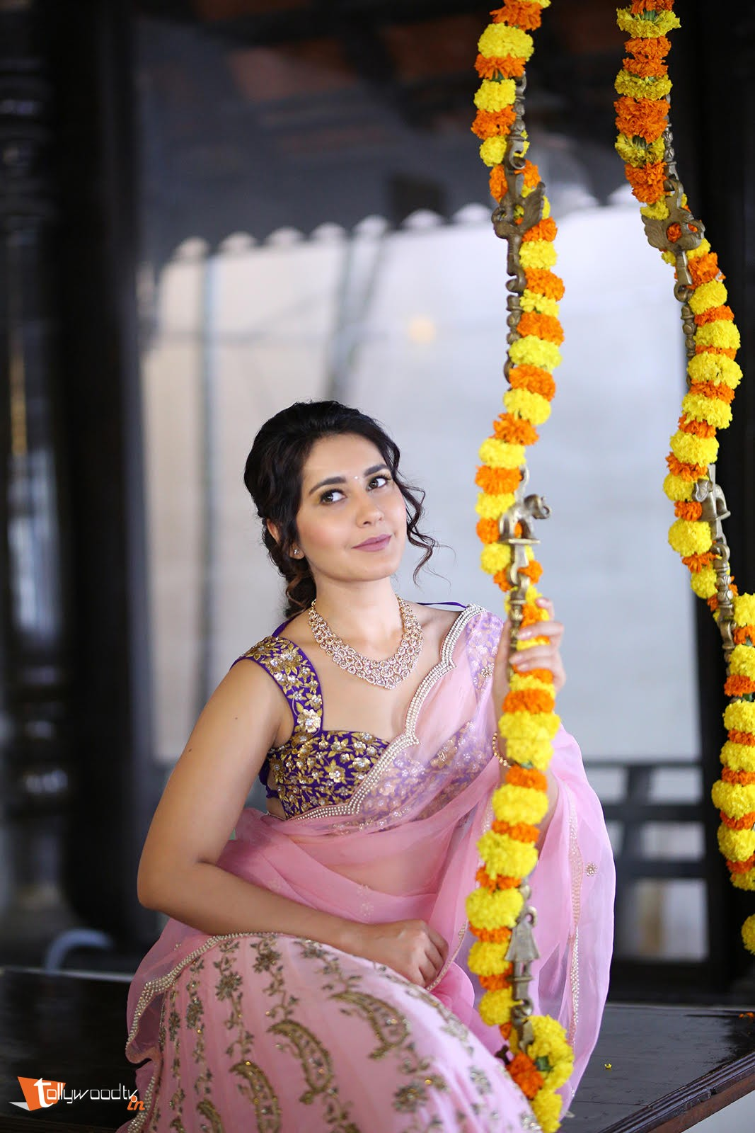 Raashi Khanna Pongal Photoshoot-HQ-Photo-2