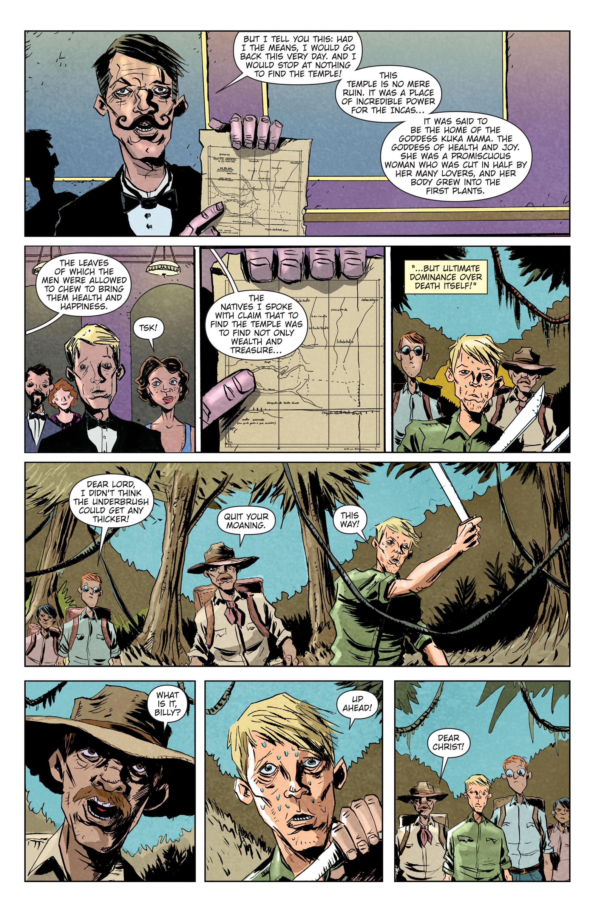 Read online Trillium comic -  Issue # TPB - 28