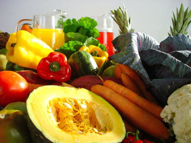 Vegetais. Foto: Marcelo Brito Filho