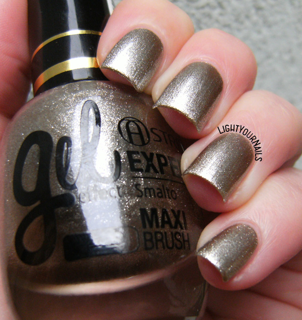 Astra Expert Gel Effect 08 Argent Sable