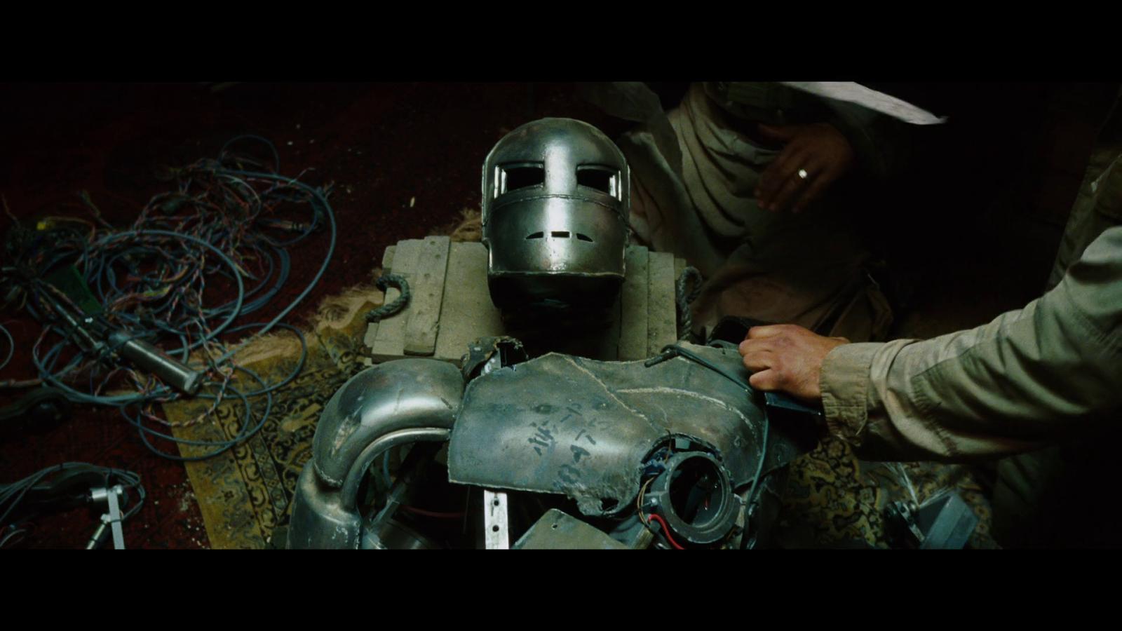 Descargar Iron Man (2008) Full 1080p Latino