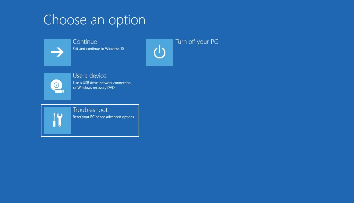 Hướng dẫn tạo thiết bị phục hồi máy tính trong Windows 10 - Ảnh 10