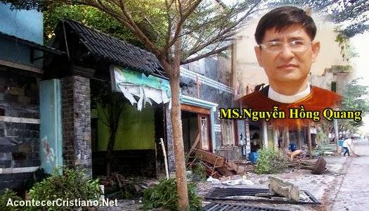 Budistas golpean brutalmente a pastor