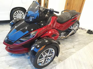 CAN AM SE5 2011 FULL PAPER KM:14RB