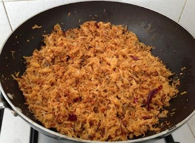 Resep Cara Membuat Abon Kering Daging Sapi Rumahan Sederhana