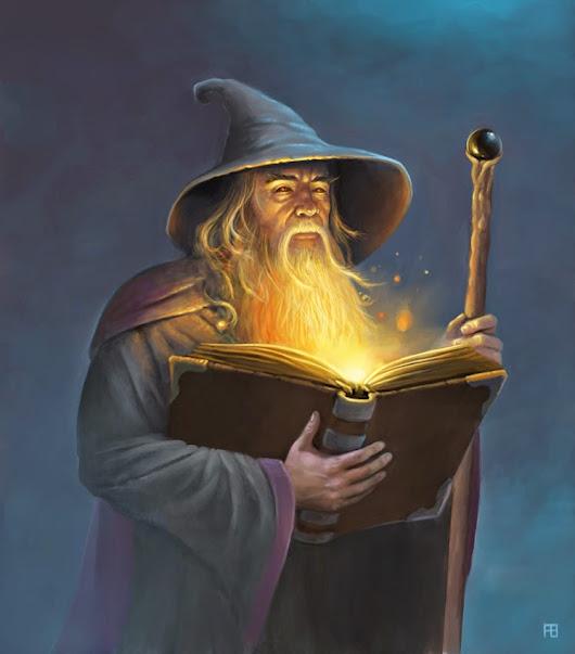 Заговор-молитва на помощь в делах мастера Wizard_by_adam_brown-d3iiyfb