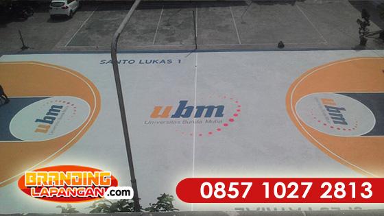 Jasa Pengecatan Lapangan Volly Wilayah Tangerang