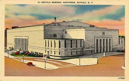 Jerry S Brokendown Palaces War Memorial Auditorium 140