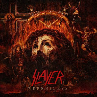 Slayer - Repentless - cover - album