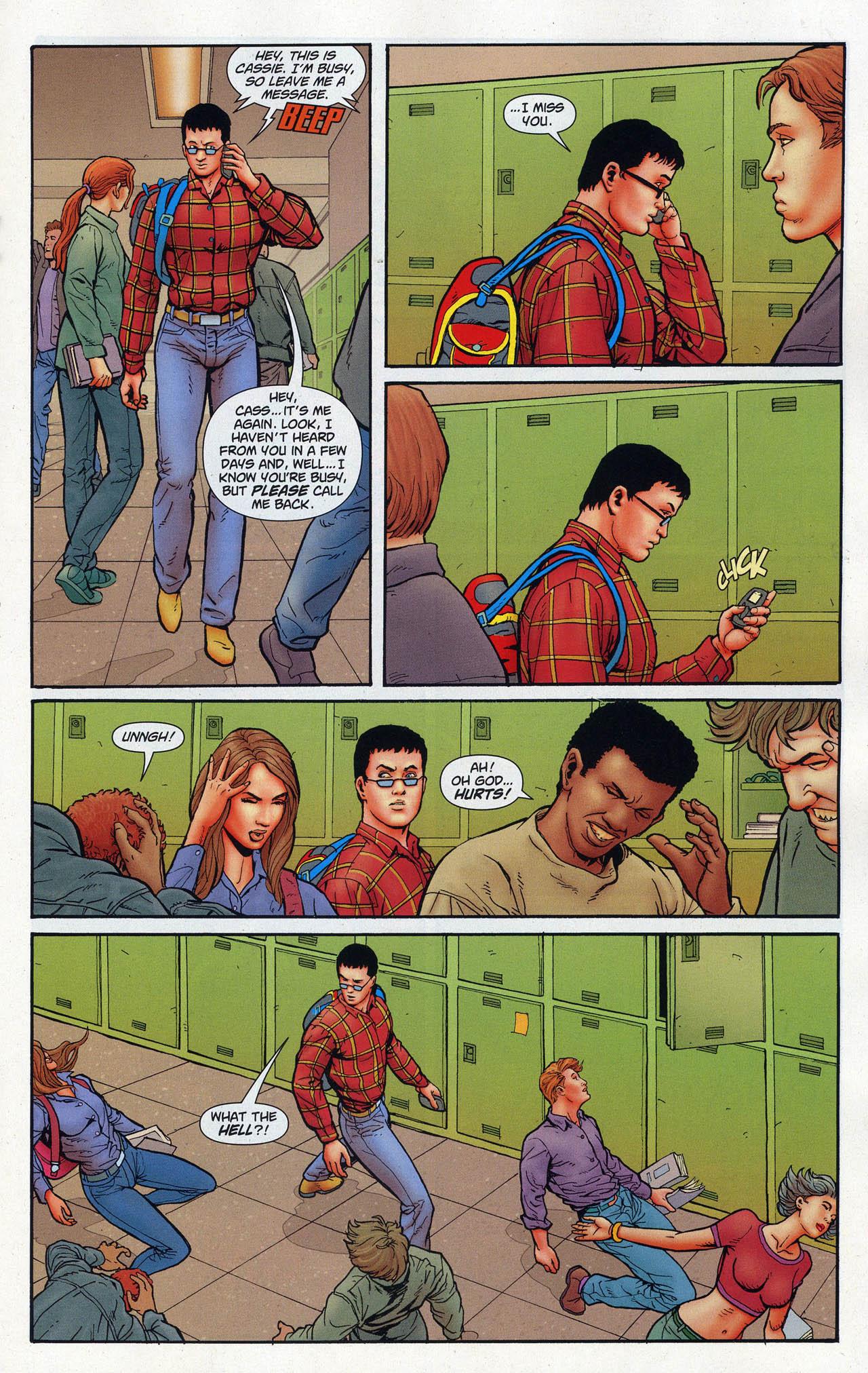 Superboy [I] Issue #3 #3 - English 20