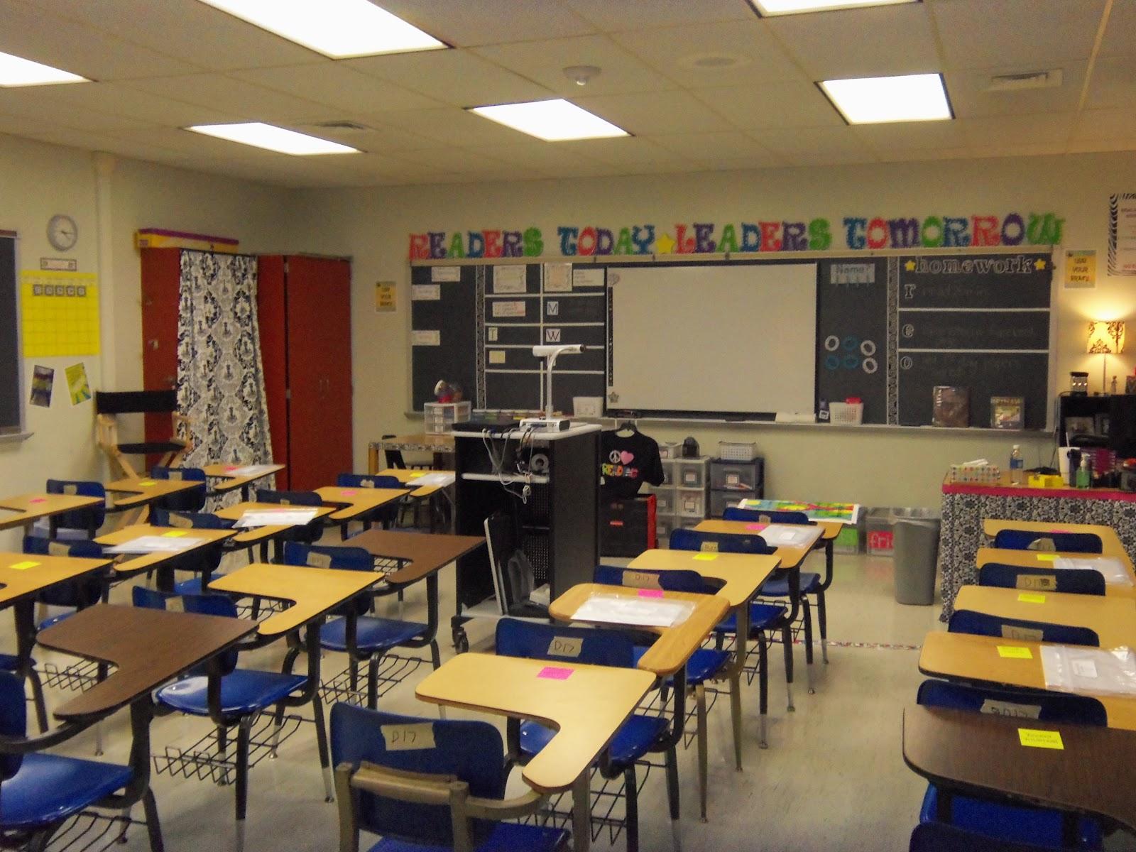 2012-2013 Classroom Reveal (pic heavy) - ELA Everyday