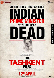 The Tashkent Files First Look Poster 1
