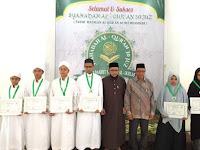 Ma'had Darut Tahfidz al Ikhlas Aceh Wisuda 6 Hafidz Al-Qur'an