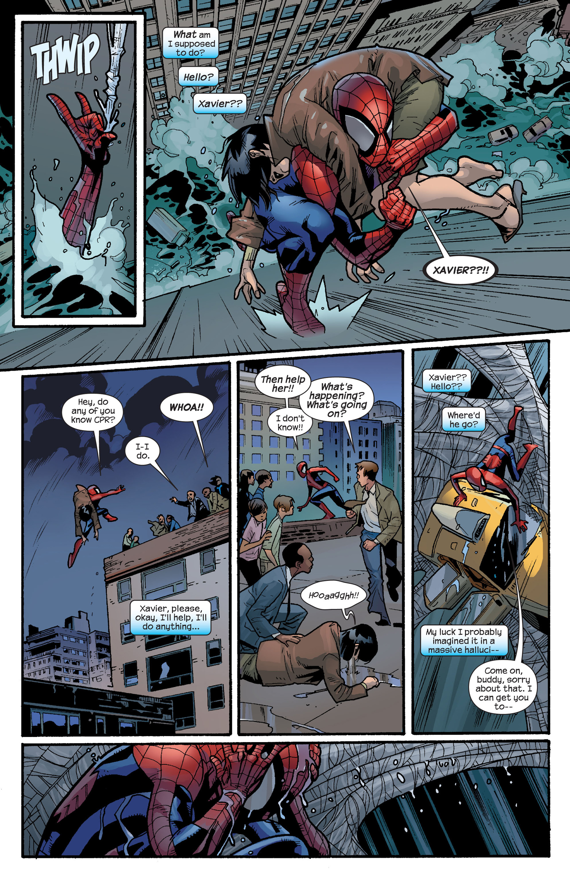 Read online Ultimate Spider-Man (2000) comic -  Issue #130 - 15