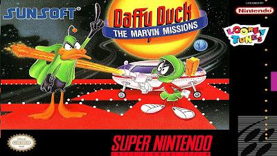 Rom de Daffy Duck - SNES em PT-BR