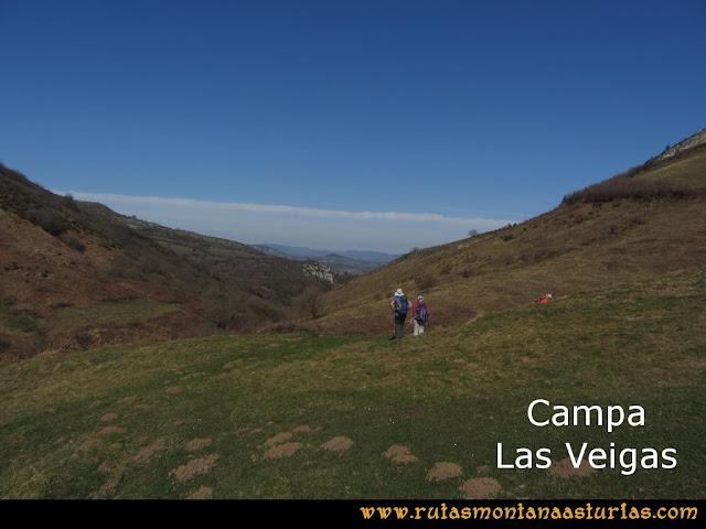 Ruta Linares, La Loral, Buey Muerto, Cuevallagar: Campa Las Veigas