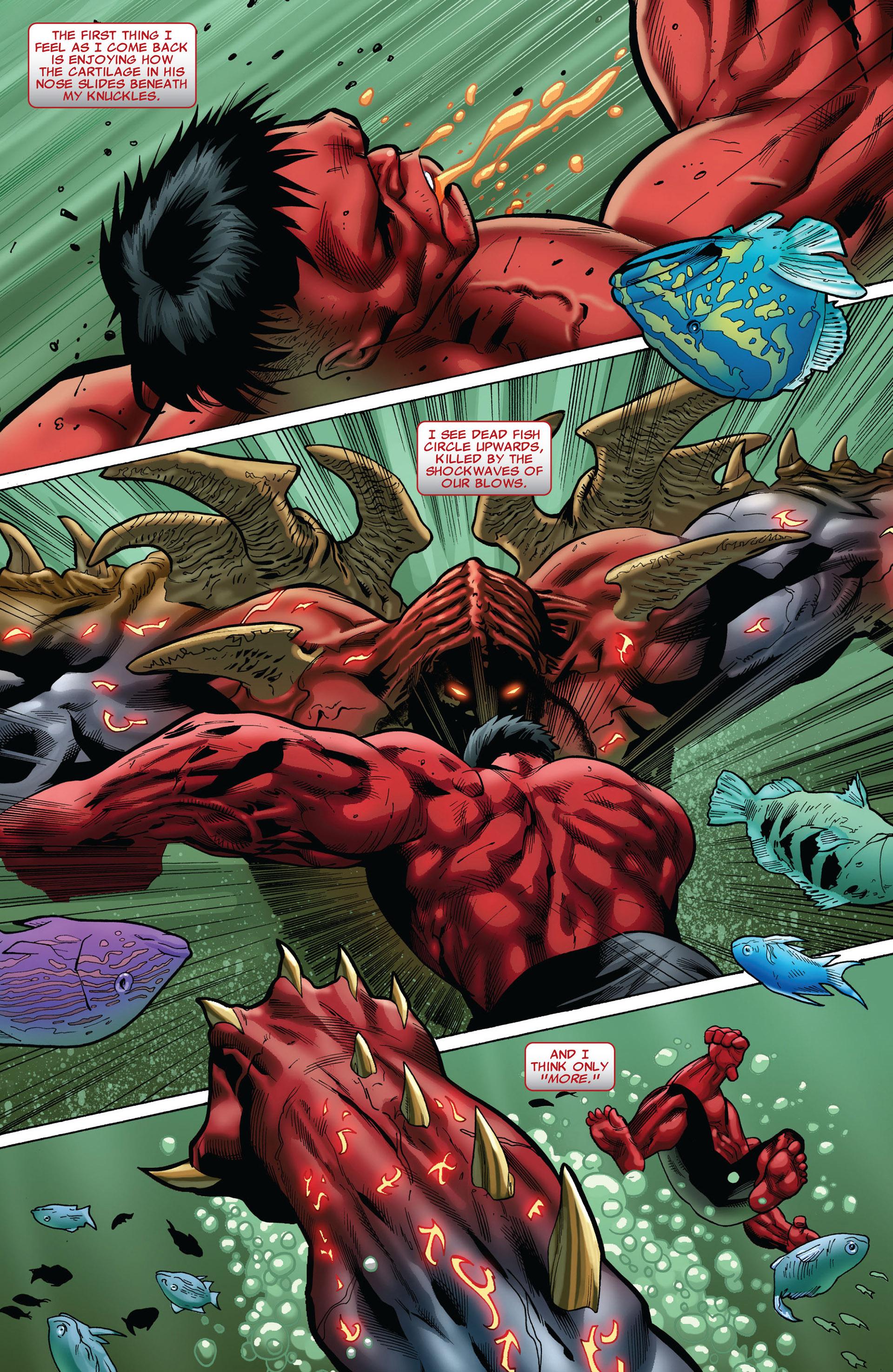Read online Uncanny X-Men (2012) comic -  Issue #11 - 17