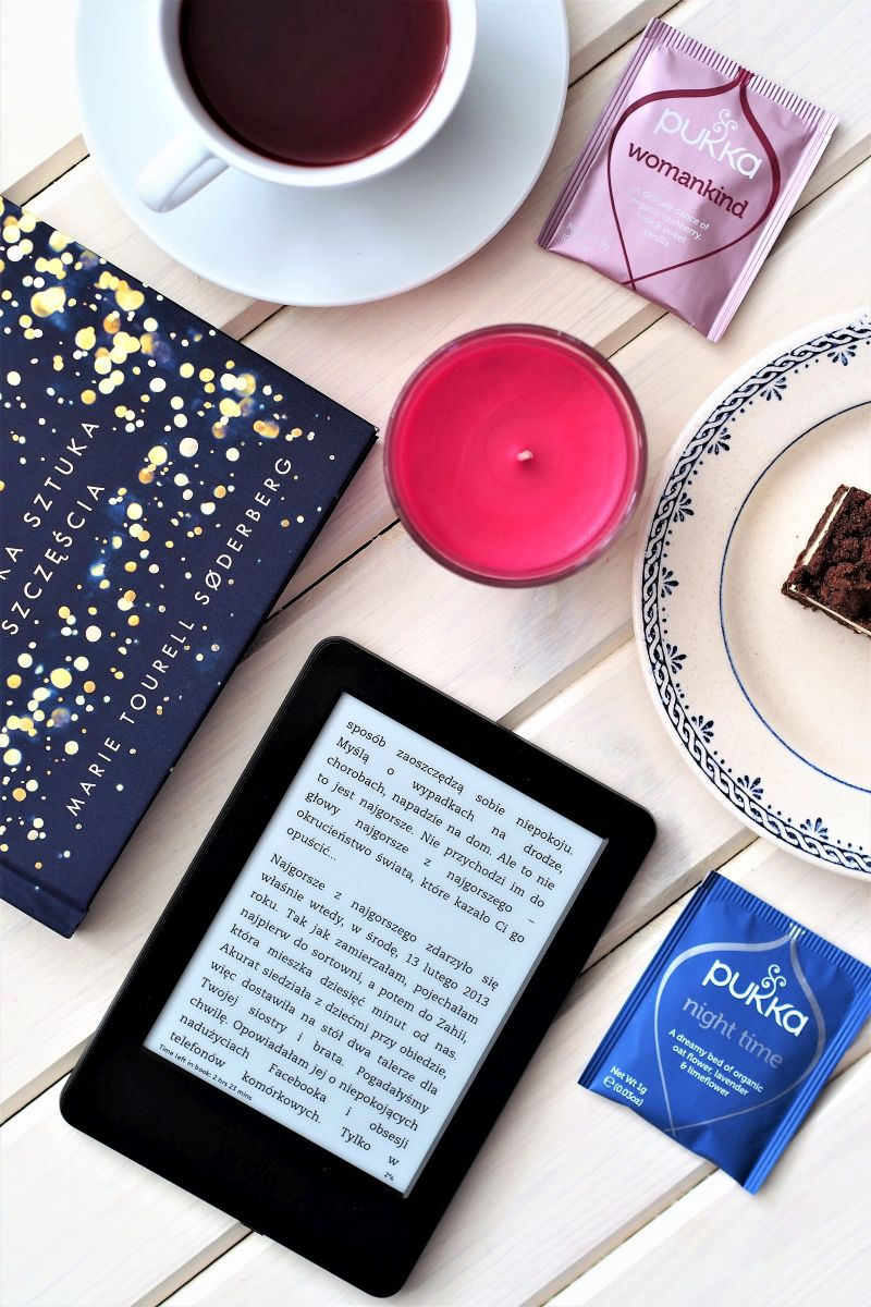 czytnik e-booków Amazon Kindle