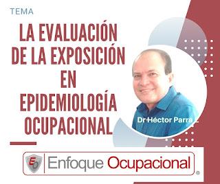 Epidemiología Ocupacional. Exposicion, Estudios Epidemiológicos
