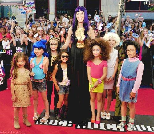Fashion's Dream: MuchMusic Video Ödülleri 2012