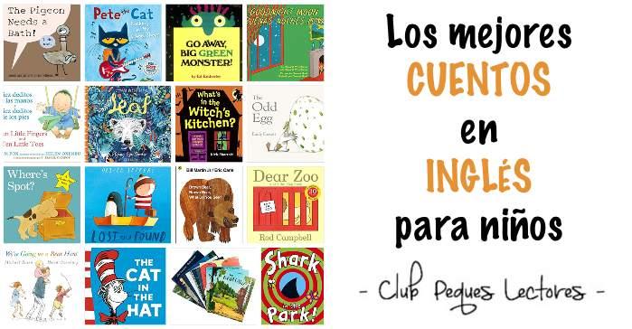 los mejores cuentos y libros infantiles en inglés para que los niños aprendan