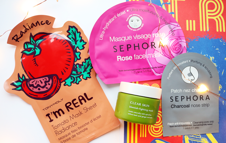 Quick Fixes: Face Masks