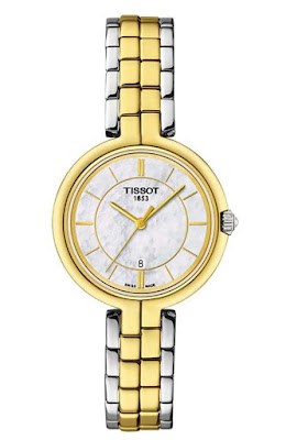 Ceas Tissot dama original auriu de lux Tissot T0942102211101