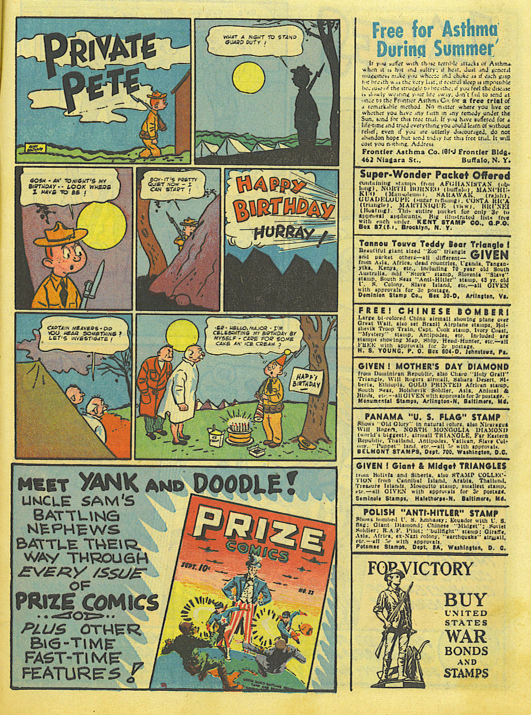 Read online Action Comics (1938) comic -  Issue #52 - 55