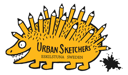 Urban Sketchers Eskilstuna (Sweden)
