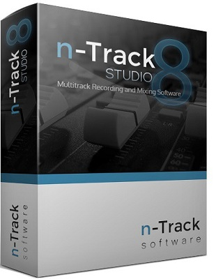 n-Track Studio EX 8.1.4.3461 poster box cover