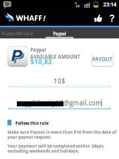 Cara mengisi dollar paypal gratis tanpa harus beli dengan uang atau pulsa