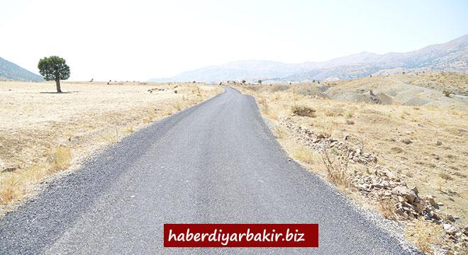 Diyarbakır Büyükşehir Belediyesi, Çüngüş'ün mahalle yollarını yeniliyor