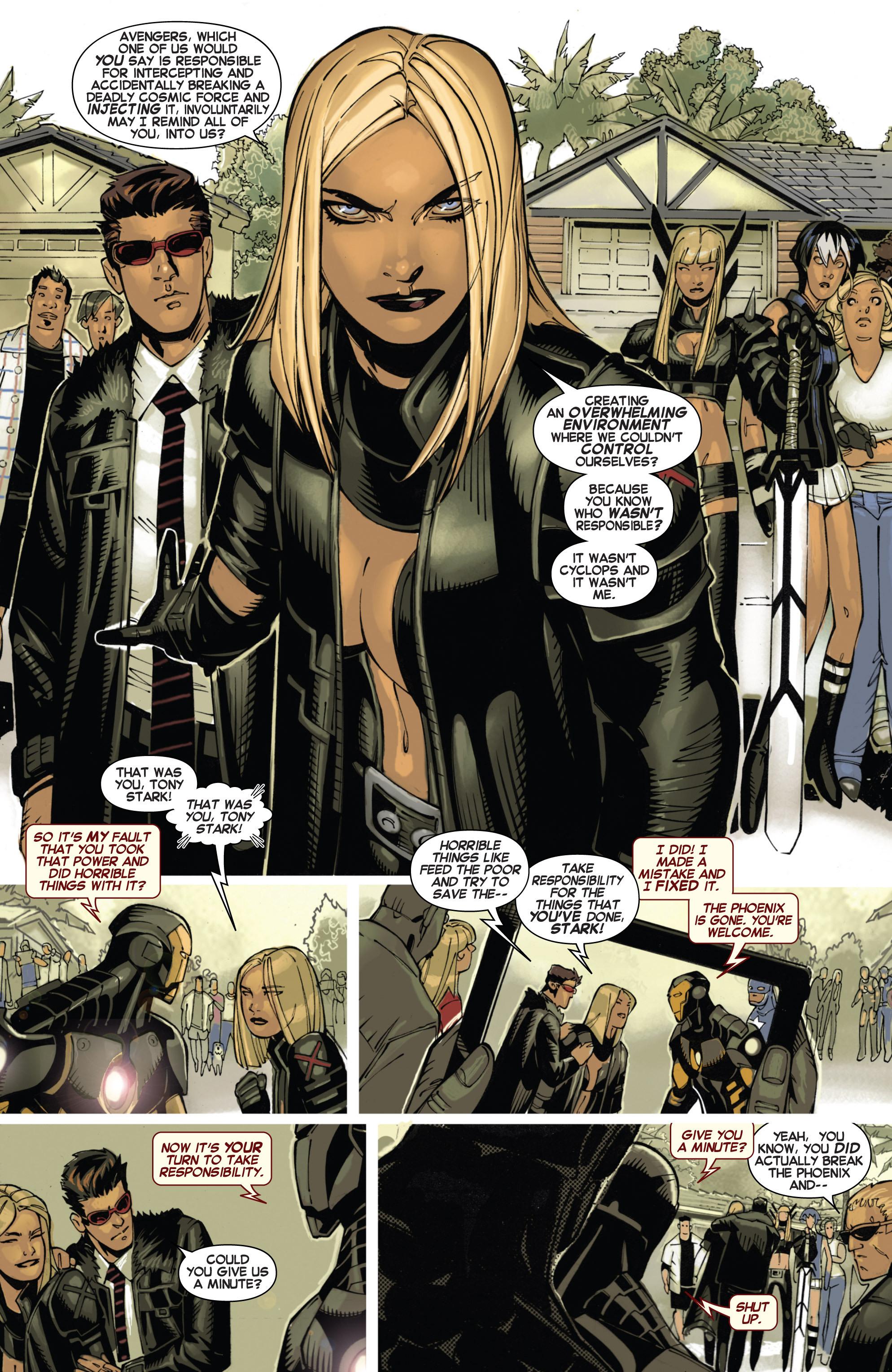 Read online Uncanny X-Men (2013) comic -  Issue #3 - 5