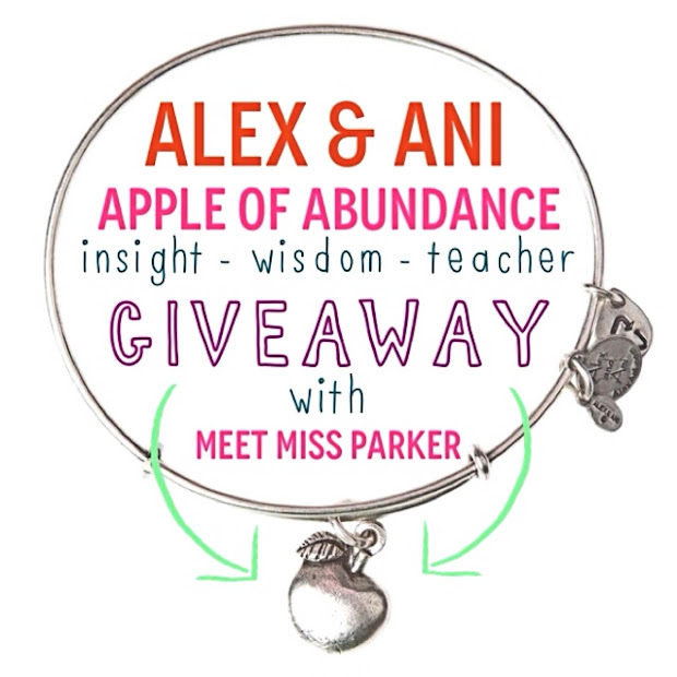Meet Parker Alex And Ani Apple Bangle Giveaway