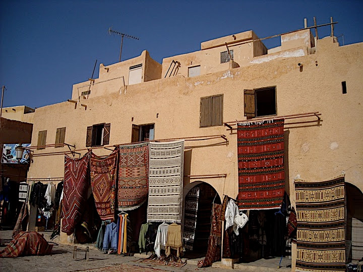 9. Ghardaïa, Algeria - Top 10 Medieval Towns in the World