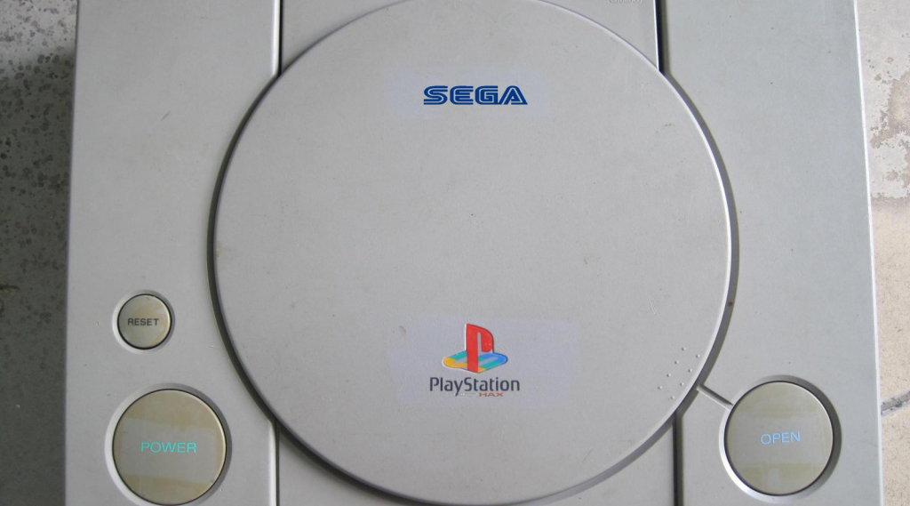 Sony dan Sega