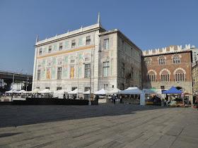 Palazzo san giorgio genova