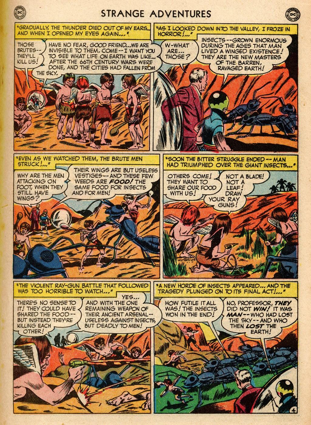 Strange Adventures (1950) issue 2 - Page 27