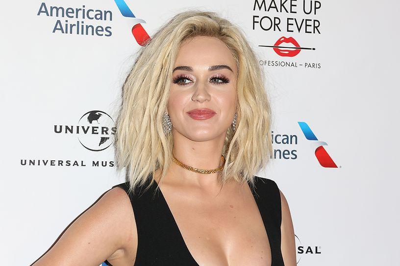 Katy Perry muestra adelantos de una nueva canción en Instagram
