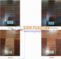 Harga lantai kayu sintetis merk Golden Crown