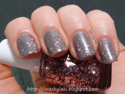 Wacky Laki: Essie Luxeffects Collection
