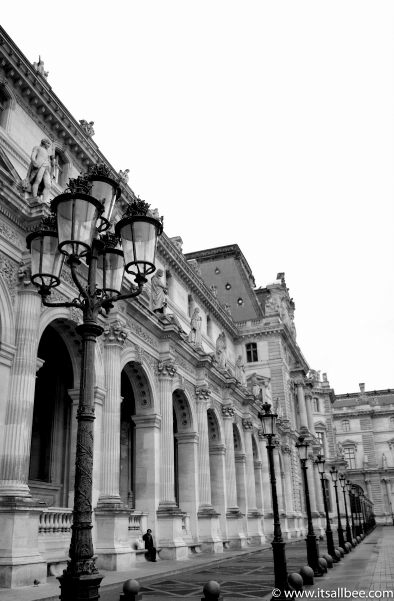 The Louvre | Paris Noir | Paris Street Views