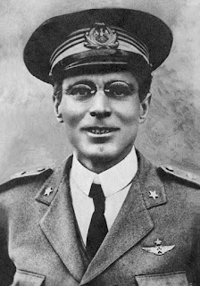 Umberto Nobile was the pilot of the airship Norge, which he also designed