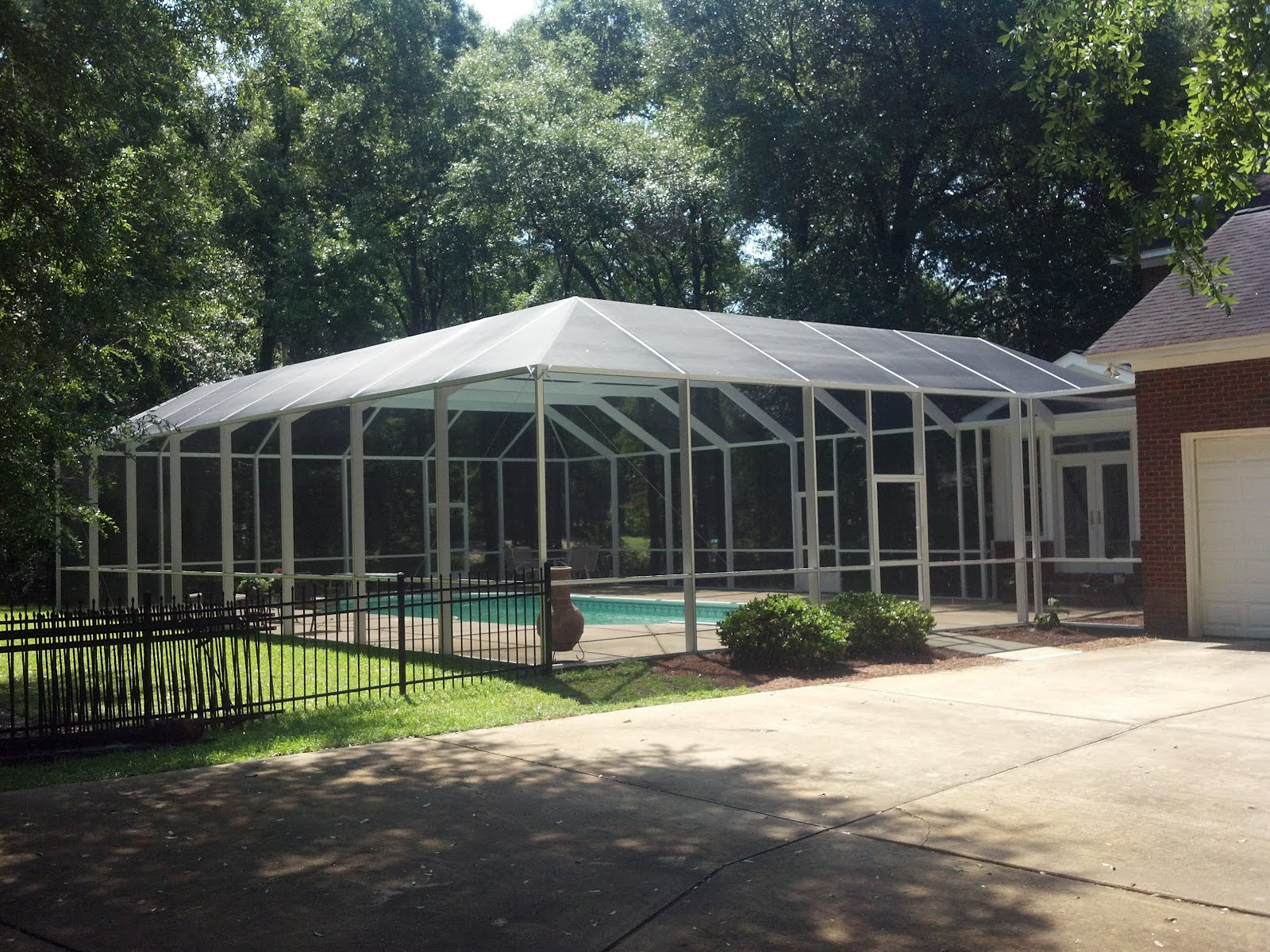 Pool Enclosures Usa Which Pool Enclosure Design Is The
