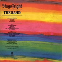 THE BAND - Stage Fright - Mejores discos de 1970