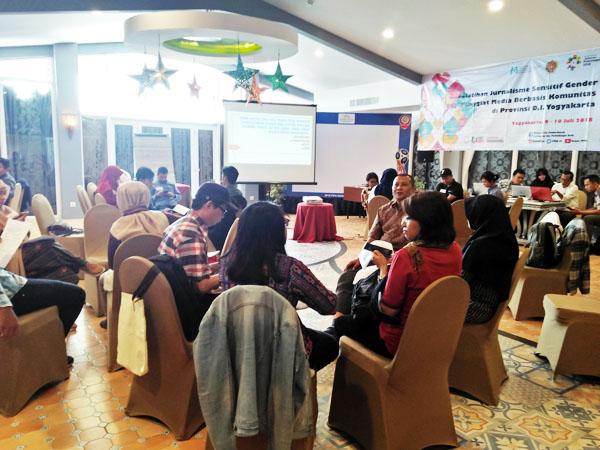 netizen jurnalisme sensitif gender
