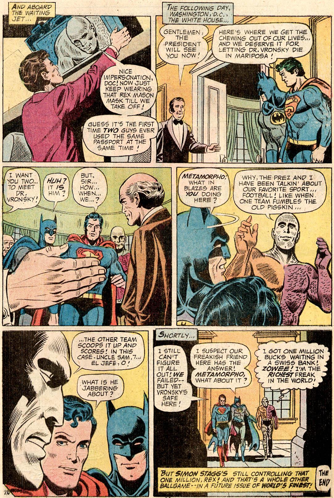 Read online World's Finest Comics comic -  Issue #226 - 22