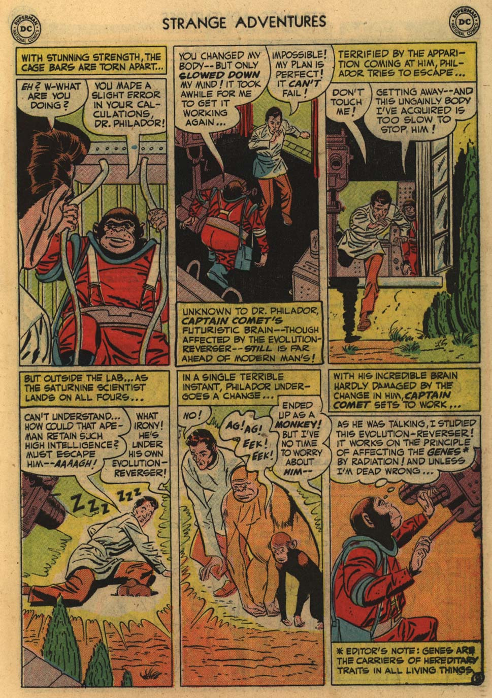 Strange Adventures (1950) issue 11 - Page 11