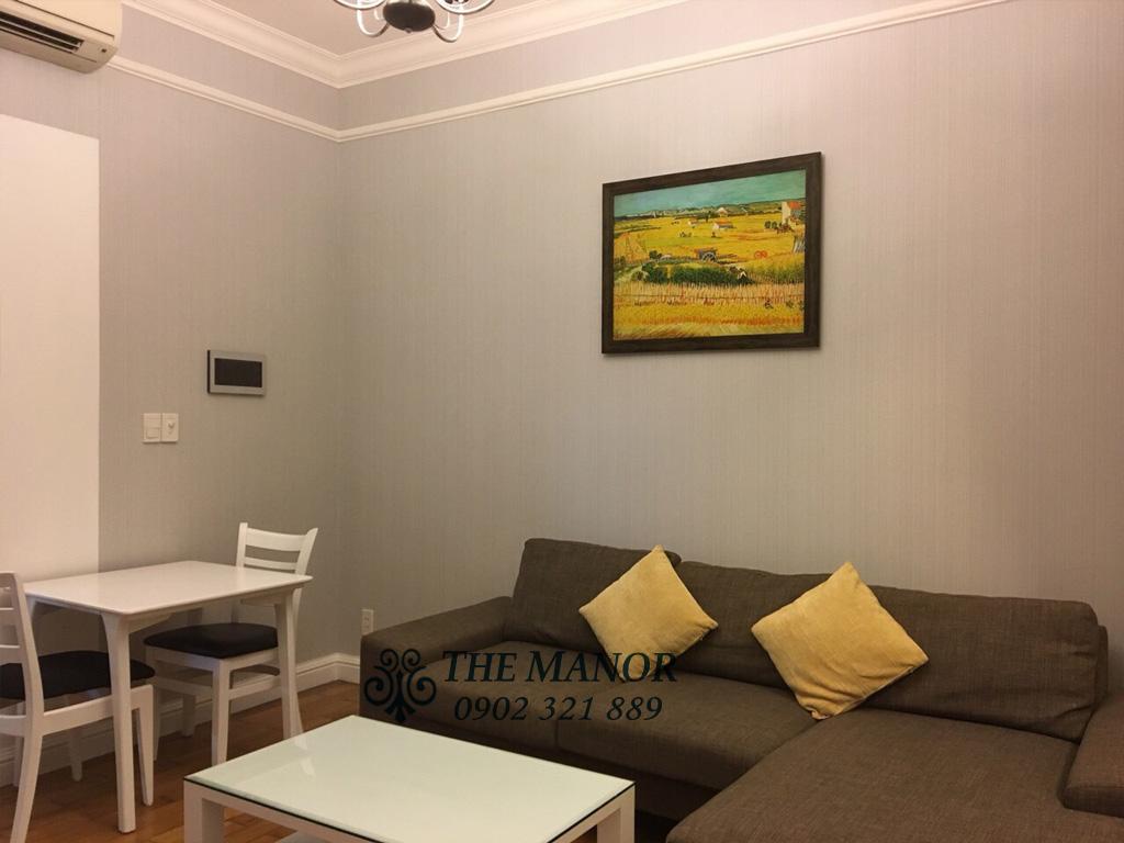 Cho thuê căn hộ Studio The Manor giá cực rẻ $500 bao luôn phí - hình 3